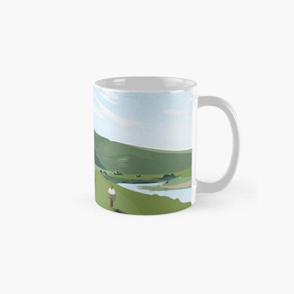 Alfriston White Horse Classic Mug