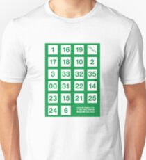 Retired Numbers - Boston Celtics Unisex T-Shirt