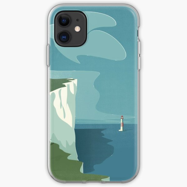 Beachy Head iPhone Soft Case