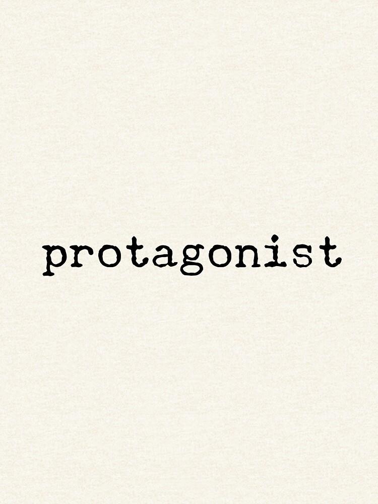 Protagonist by Katesortino