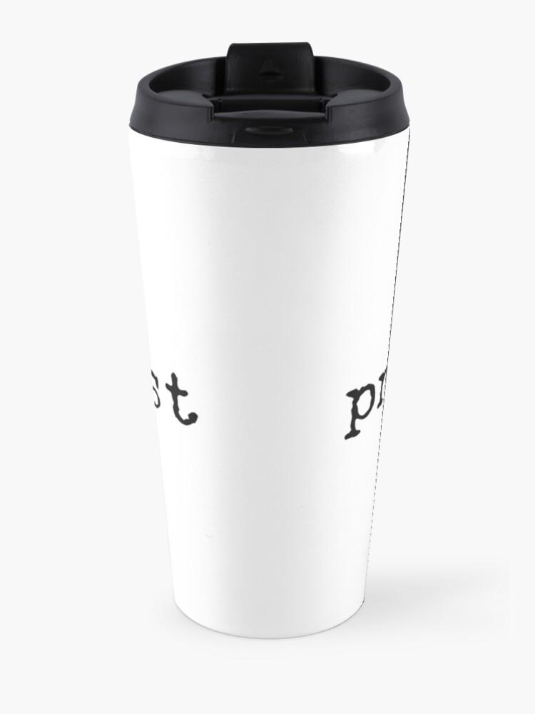 Alternate view of Protagonist Travel Mug
