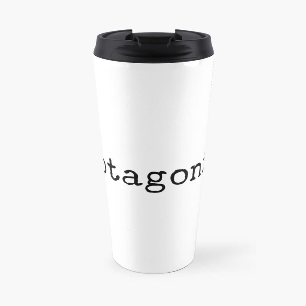 Protagonist Travel Mug