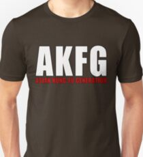 AKFG Asian Kung-Fu Generation Unisex T-Shirt