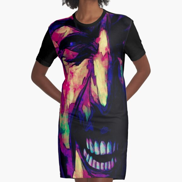 Same Rules Apply Graphic T-Shirt Dress