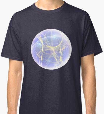 Planet Light #Fractal Art Classic T-Shirt