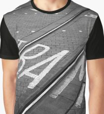 Tram Lines #1 Graphic T-Shirt