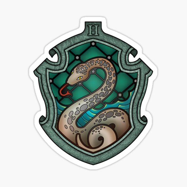 The Cunning Snake Sticker