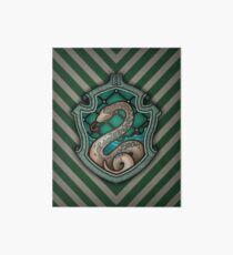 The Cunning Snake Art Board