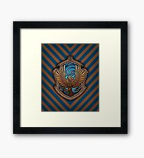 The Witty Eagle Framed Print