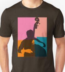 Jazz Acoustic Bass Player T-Shirt