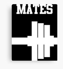 Mates Canvas Print