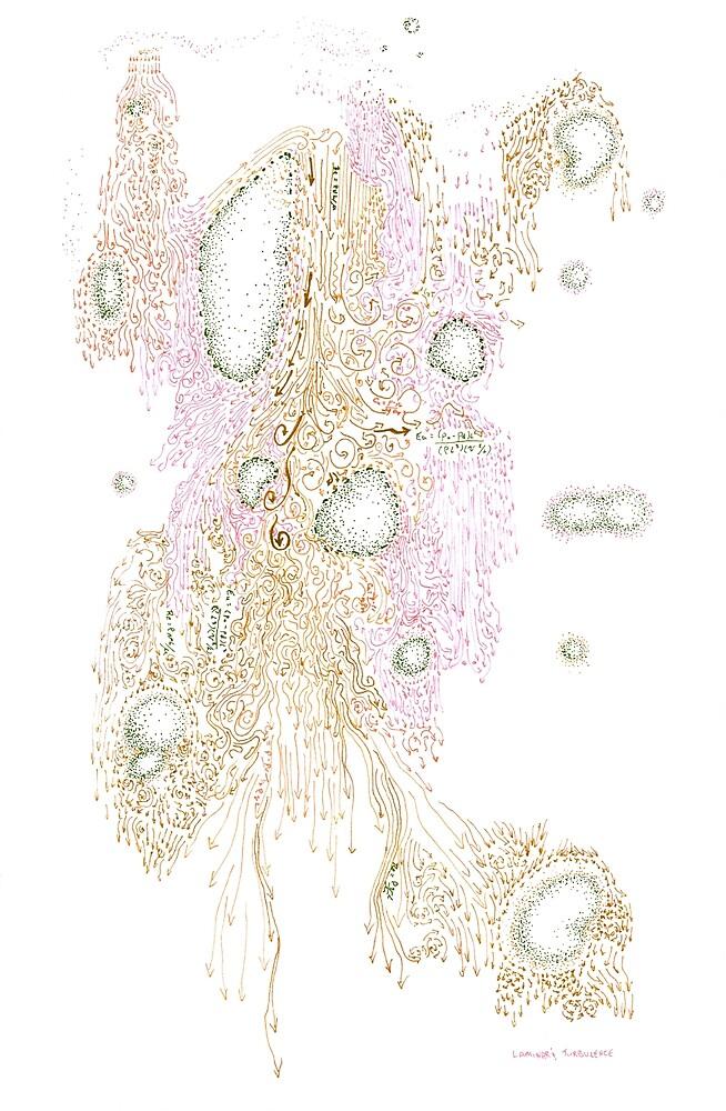 Laminar and Turbulence by Regina Valluzzi