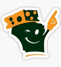 Wis-Kid Cheeseheader Sticker
