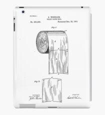 Patent - Toilet Paper iPad Case/Skin