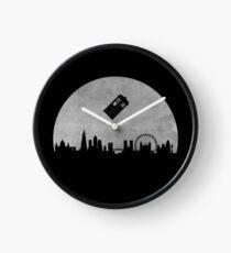 Doctor Who - London  Clock