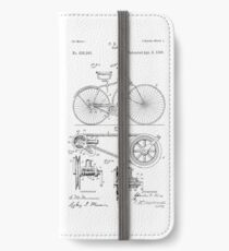Patent - Bicycle iPhone Wallet/Case/Skin