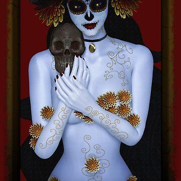 The naked La muerte by alice9