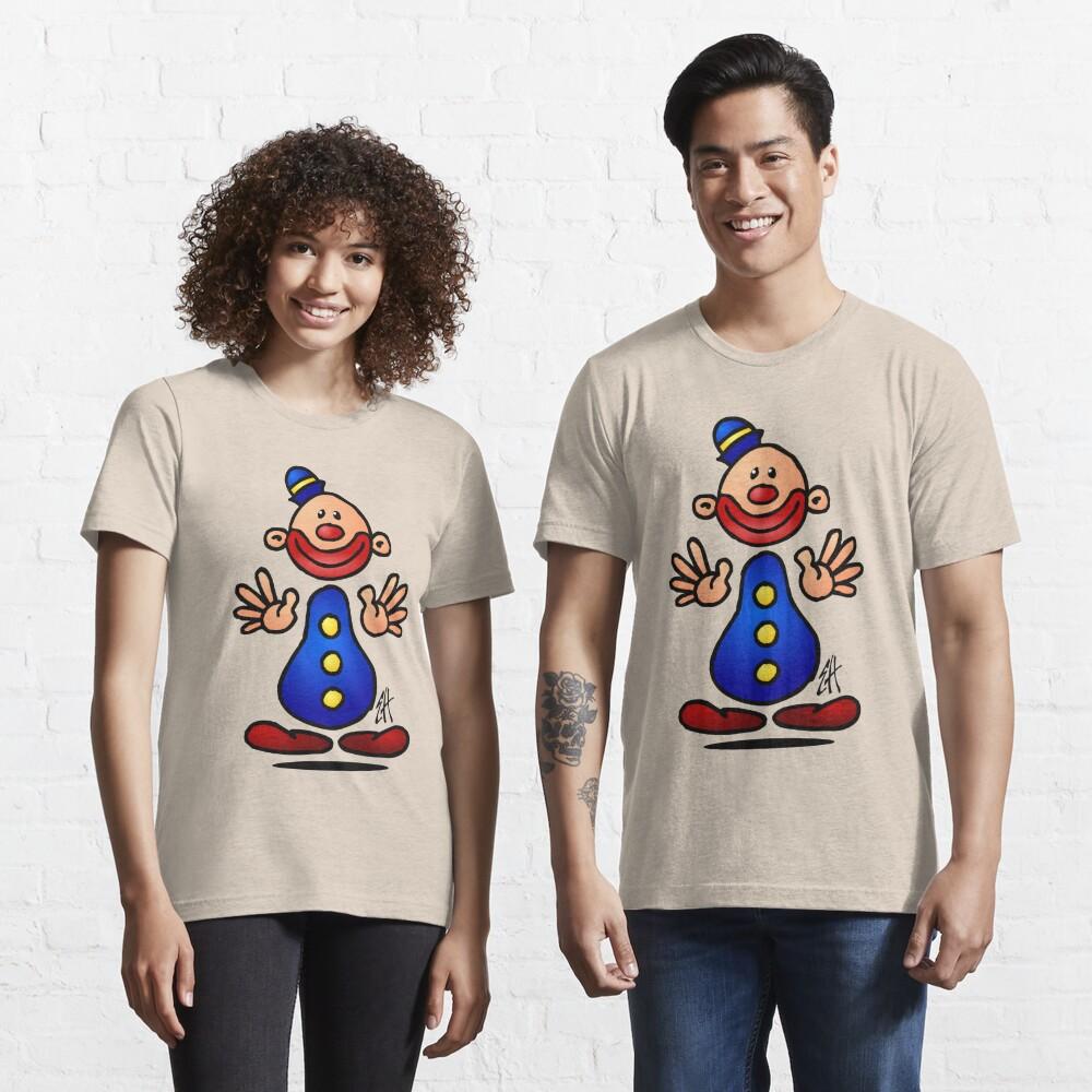 Cheerful circus clown Essential T-Shirt
