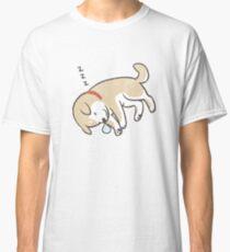 shiba sleep 2 Classic T-Shirt