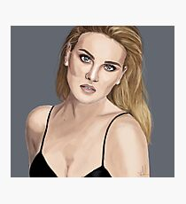 Perrie Edwards Photographic Print