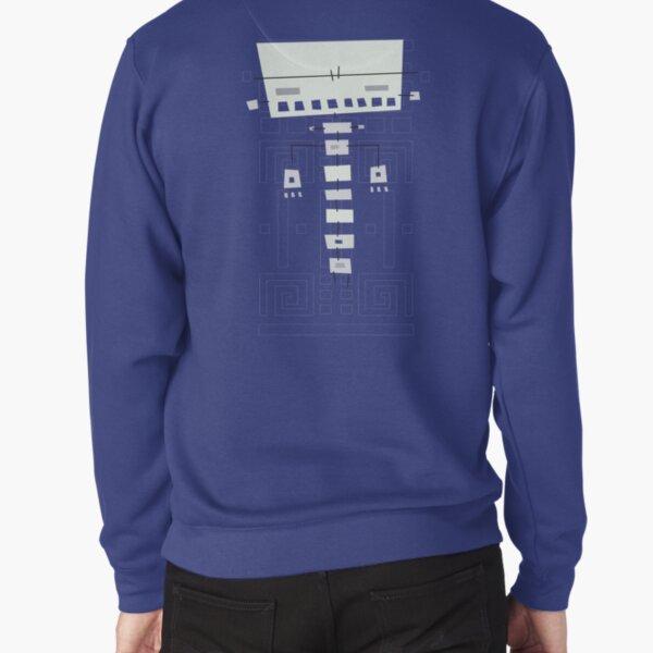 #06 - The Skeleton Pullover Sweatshirt