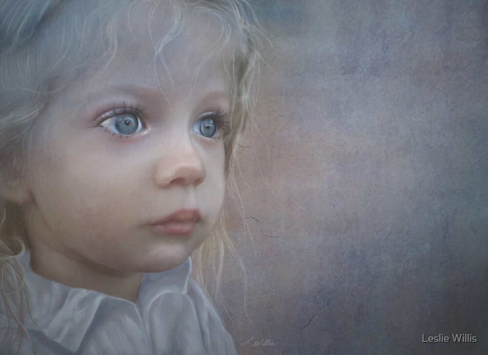 Eyes of a Child by Leslie Willis
