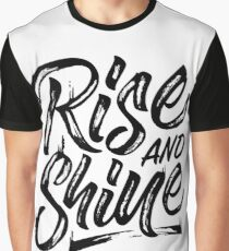 Rise and Shine Graphic T-Shirt