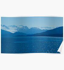Prince William Sound, Alaska Poster
