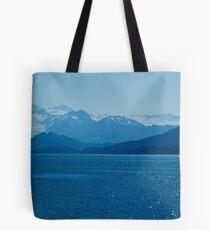 Prince William Sound, Alaska Tote Bag