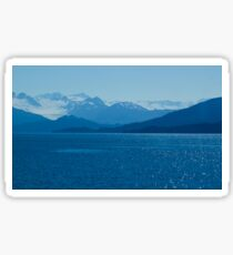 Prince William Sound, Alaska Sticker