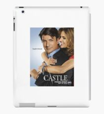 Castle and Beckett iPad Case/Skin