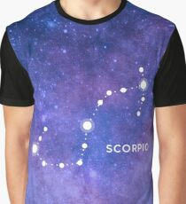 SCORPIO Graphic T-Shirt