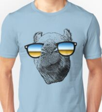 Who Needs to Know! Hipster Camel Hump Day Unisex T-Shirt