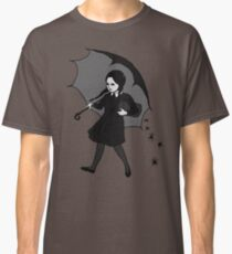 Scary Girl Classic T-Shirt