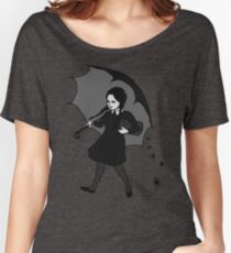 Scary Girl Women's Relaxed Fit T-Shirt