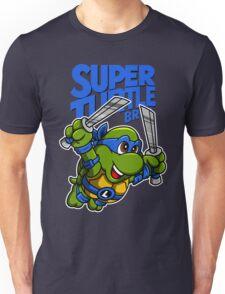 Super Turtle Bros - Leo T-Shirt