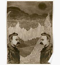 Nietzsche, Meet Nietzsche (In the Black Forest) Poster