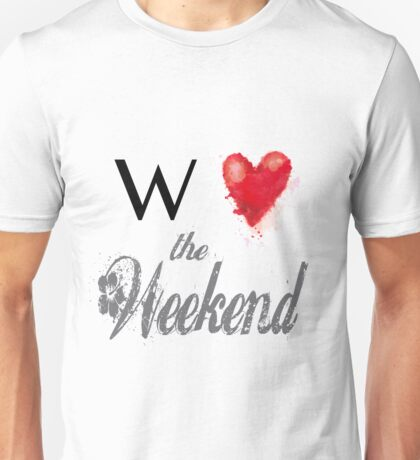 We love the Weekend T-Shirt