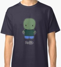 Hello Salad Fingers Classic T-Shirt