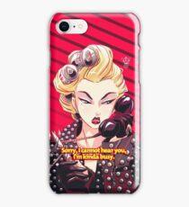 Lady Gaga Telephone iPhone Case/Skin