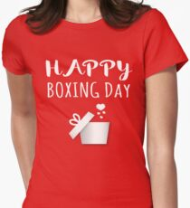 Boxing Day Christmas Holiday Traditions T-Shirt