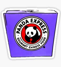 Panda Express To Go Sticker