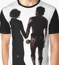 Rocky and Adrian Graphic T-Shirt