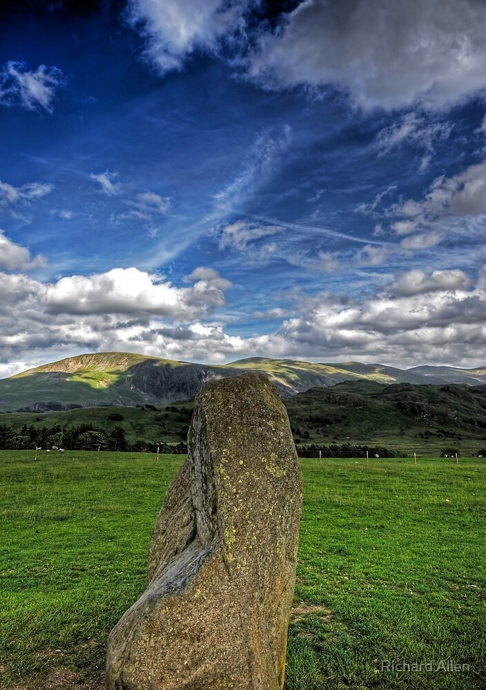 Standing Stone by Lea Valley Photographic