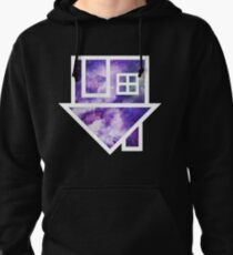 The Neighbourhood Logo (Galaxy Print) Pullover Hoodie