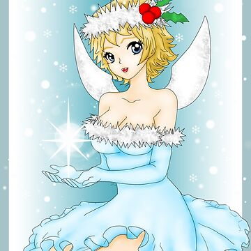 Christmas Angel by LARiozzi