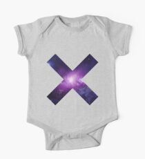 The XX Logo (Galaxy Print) One Piece - Short Sleeve