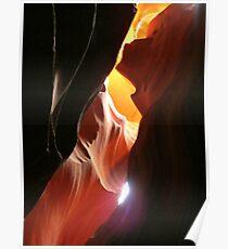 Desert Sand Design One Poster