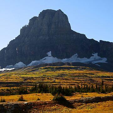Glacier National Park by chaneyforkriver