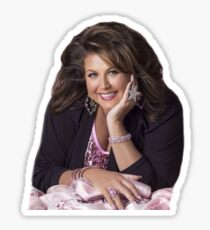 abby lee miller Sticker